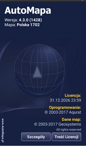 AutoMapa 4 3 0 (1428) Europe/Poland [1702] [Patched]  [Android] [No Root]