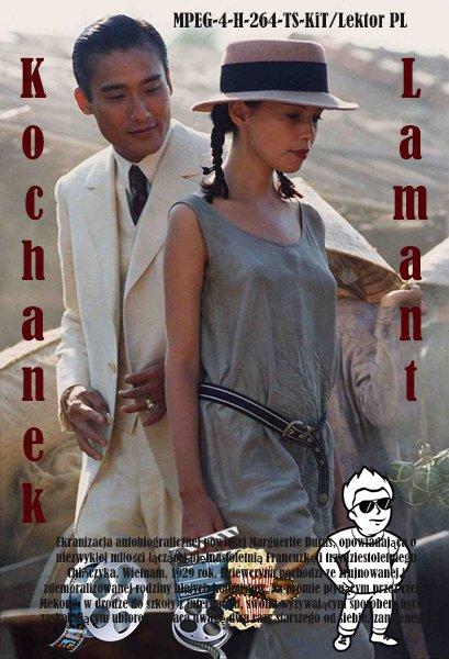 Kochanek (L'amant, The Lover) (1992) MPEG-4-H-264-TS-KiT/Lektor PL