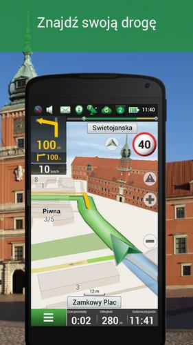 Navitel Navigator GPS & Maps v 9.8.2 Full  (android) (PL)